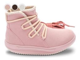 Gjysëm çizme me lidhëse Comfort