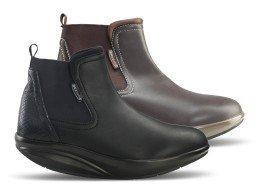 Këpucë me qafë për femra Ankle Comfort