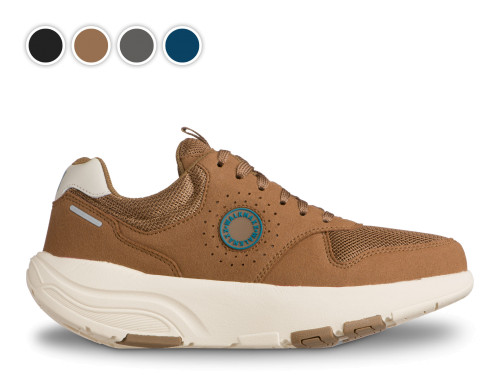 Atlete Fit Suede