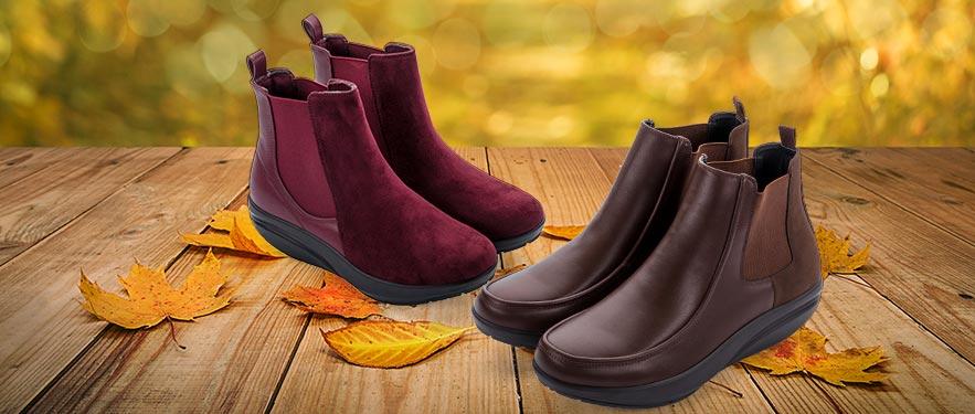 Këpucë me qafë Comfort