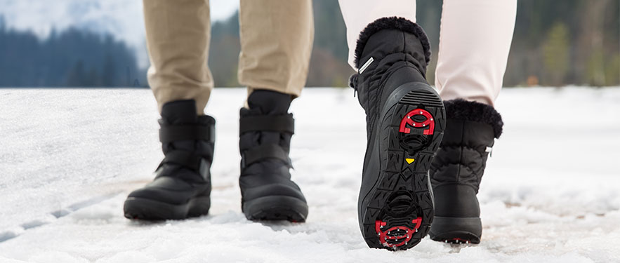 Çizme me sistem sigurie