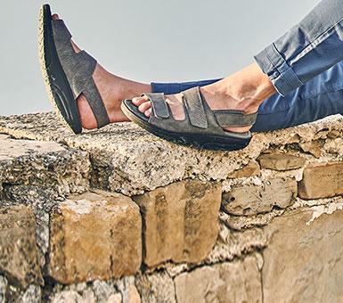 Sandale për meshkuj 4.0 Pure